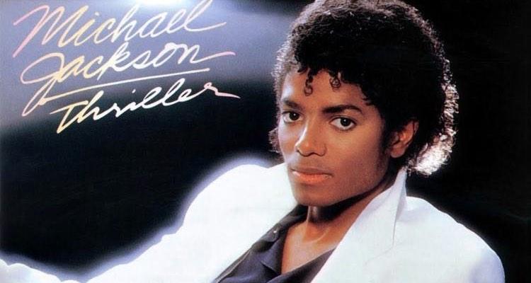 "Michael Jackson ""Thriller"" (1982)"
