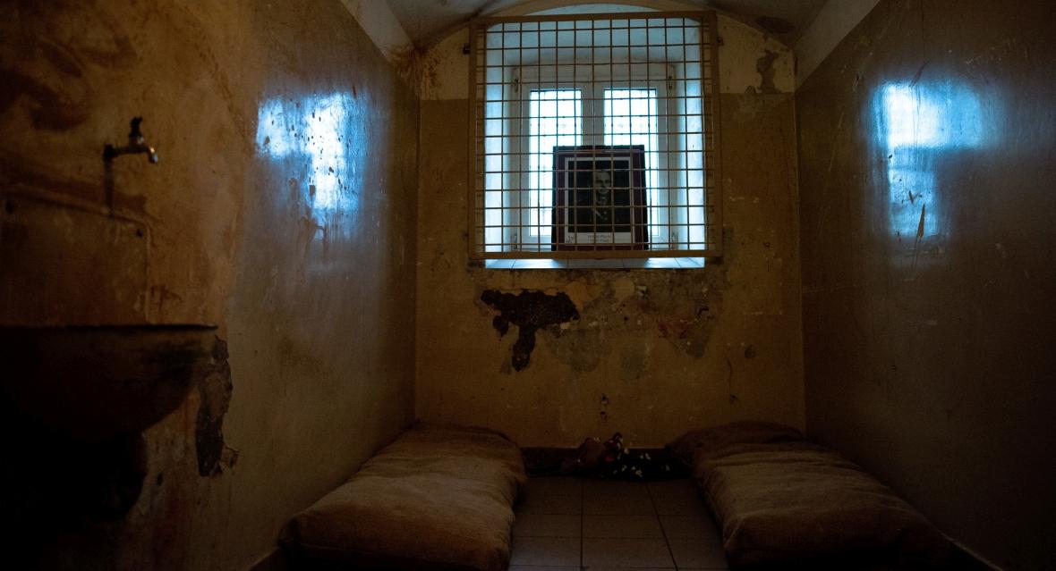 Cela w dawnym więzieniu na Rakowieckiej, obecnie Muzeum Żołnierzy Wyklętych, w którym upamiętniono tych skazanych na karę śmierci