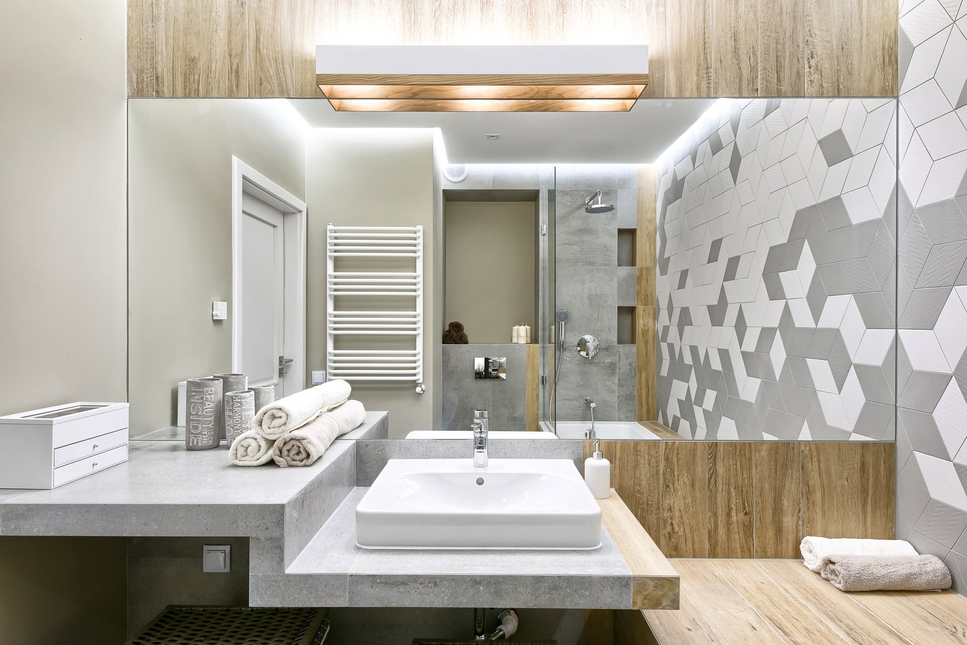 Oświetlenie łazienki Porady Wp Kobieta