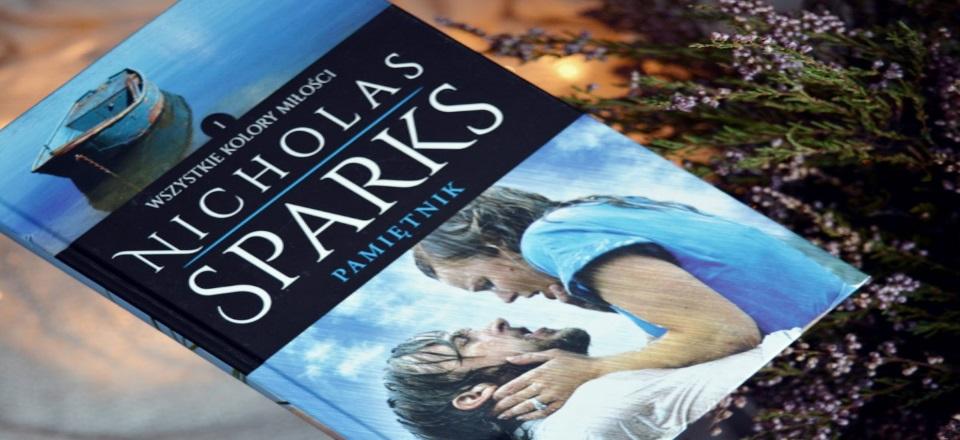 """Pamiętnik"" Nicolas Sparks"