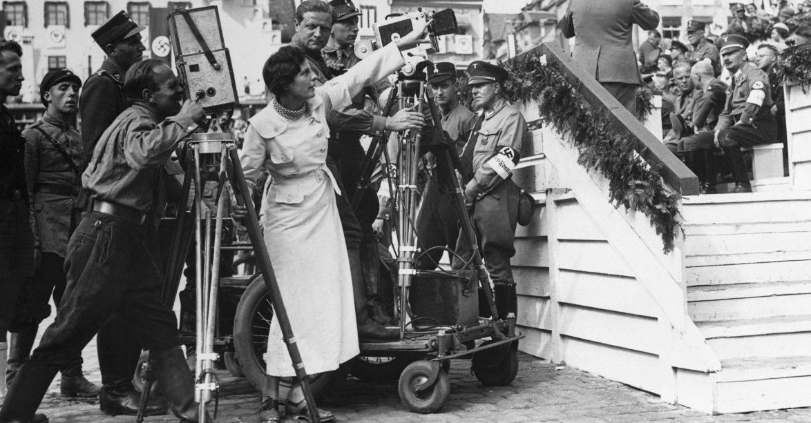 Leni Riefenstahl, nadworna reżyserka Hitlera. To m.in. z jej powodu filmowcy zaczęli bojkotować festiwal w poprzedniej formule.