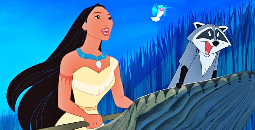 """""""Pocahontas"""" - miłość ponad podziałami"""