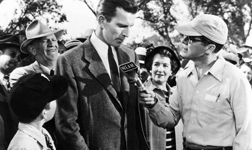 """""""Dzień, w którym zatrzymała się Ziemia"""", 1951, USA"""