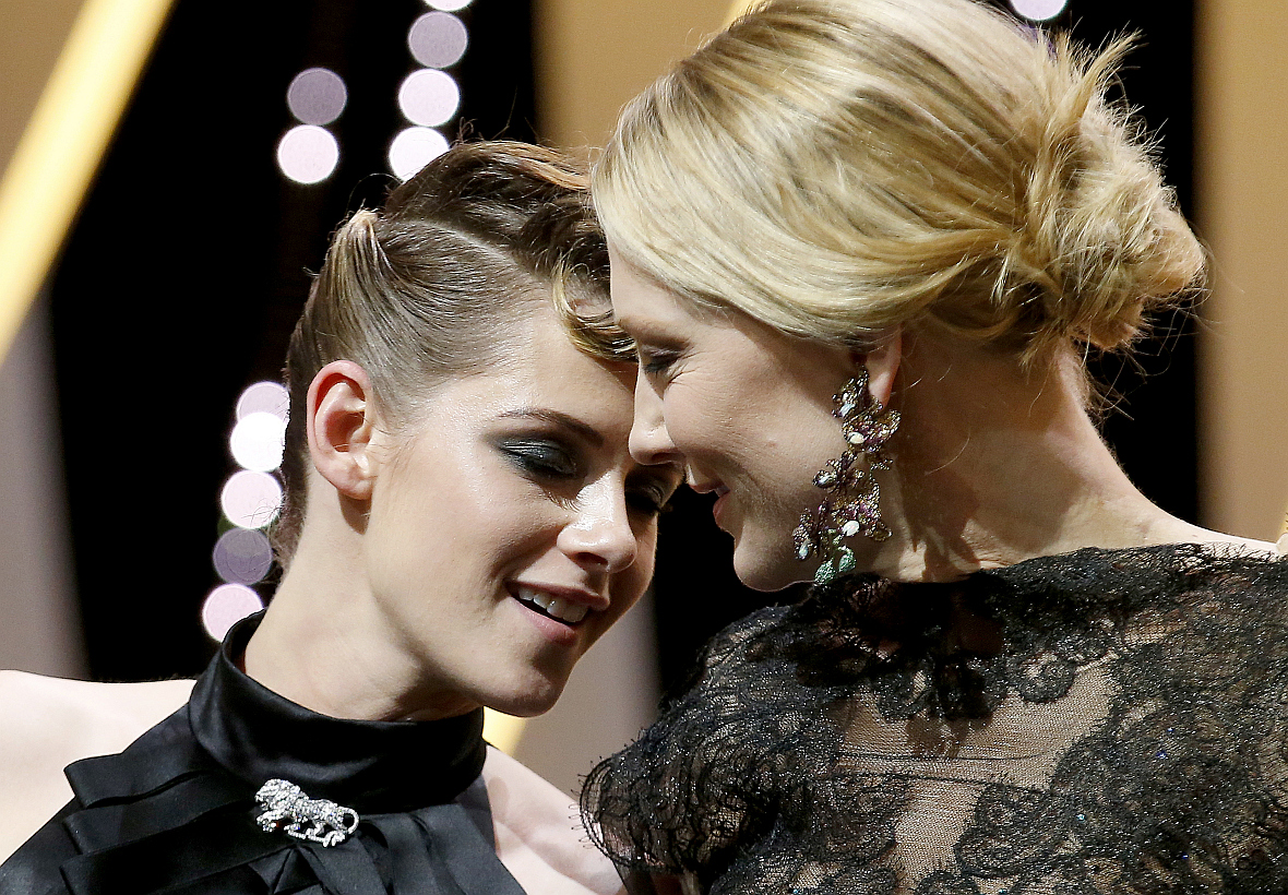 Kristen Stewart i Cate Blanchett zaszczyciły swoją obecnością Cannes już w dniu otwarcia festiwalu