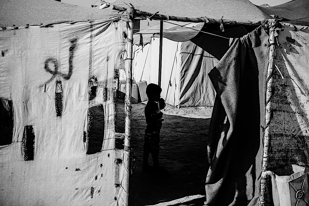 Fatalne warunki i beznadzieja. Dzieci cierpią najbardziej