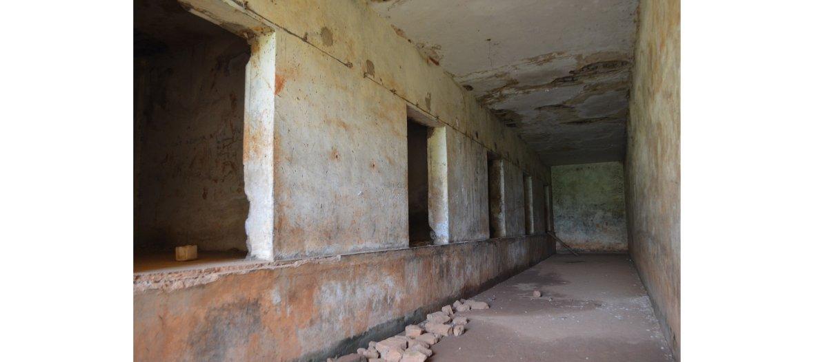 Katownia na Wzgórzu Mengo w Kampali