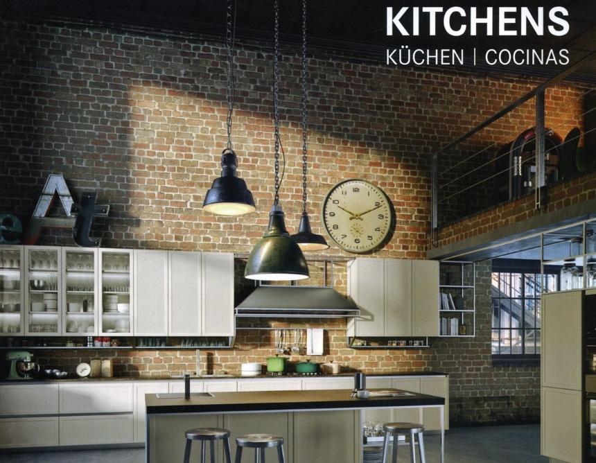 """""""Kitchens"""" / """"Küchen"""" / """"Cocinas"""", wyd. Könemann"""