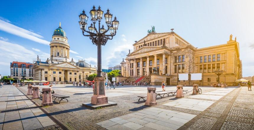 Schauspielhaus -  jedna z najlepszych akustyk w świecie