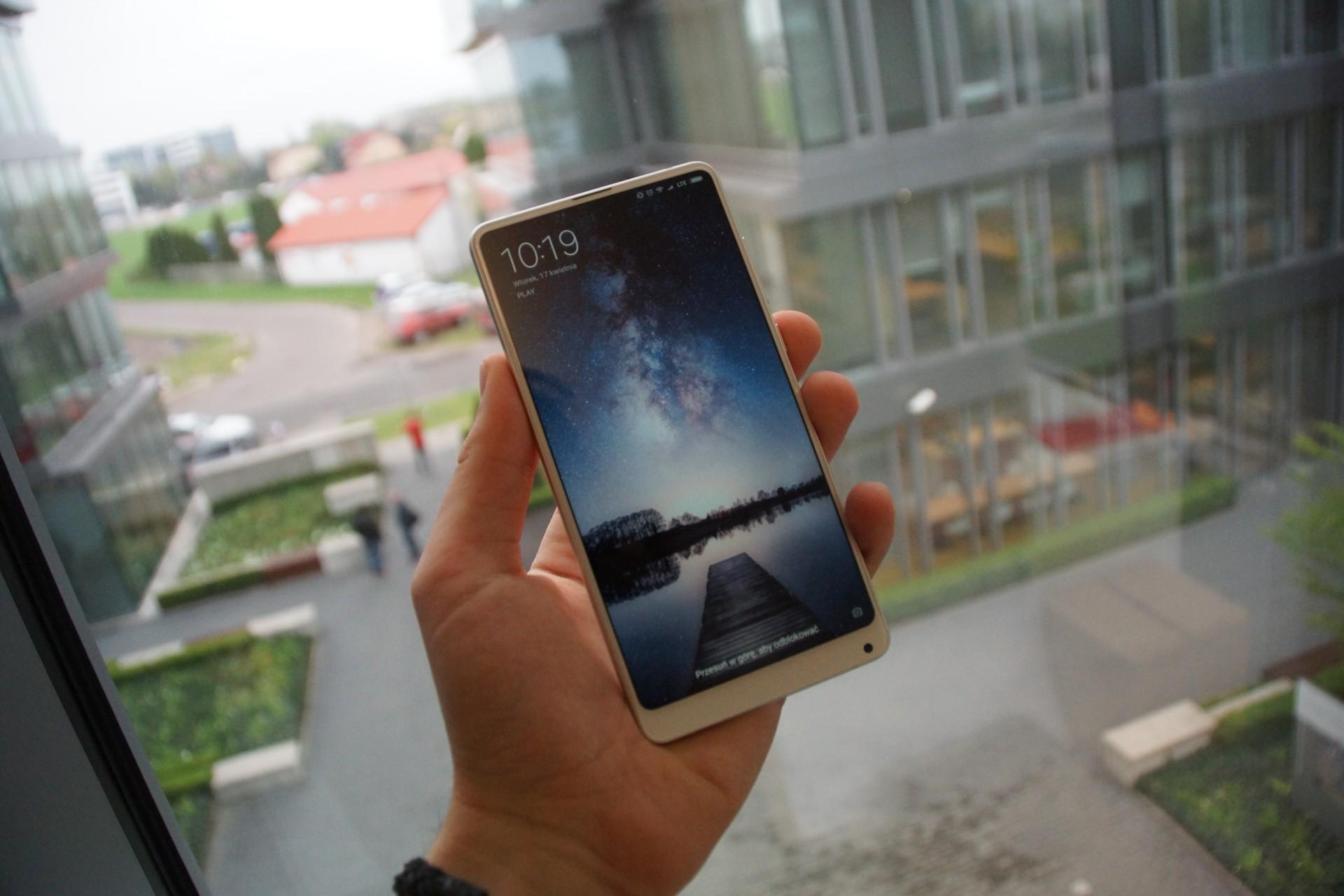 Recenzja Xiaomi Mi Mix 2S Naprawdę świetnie ale jeszcze bez perfekcji WP Tech