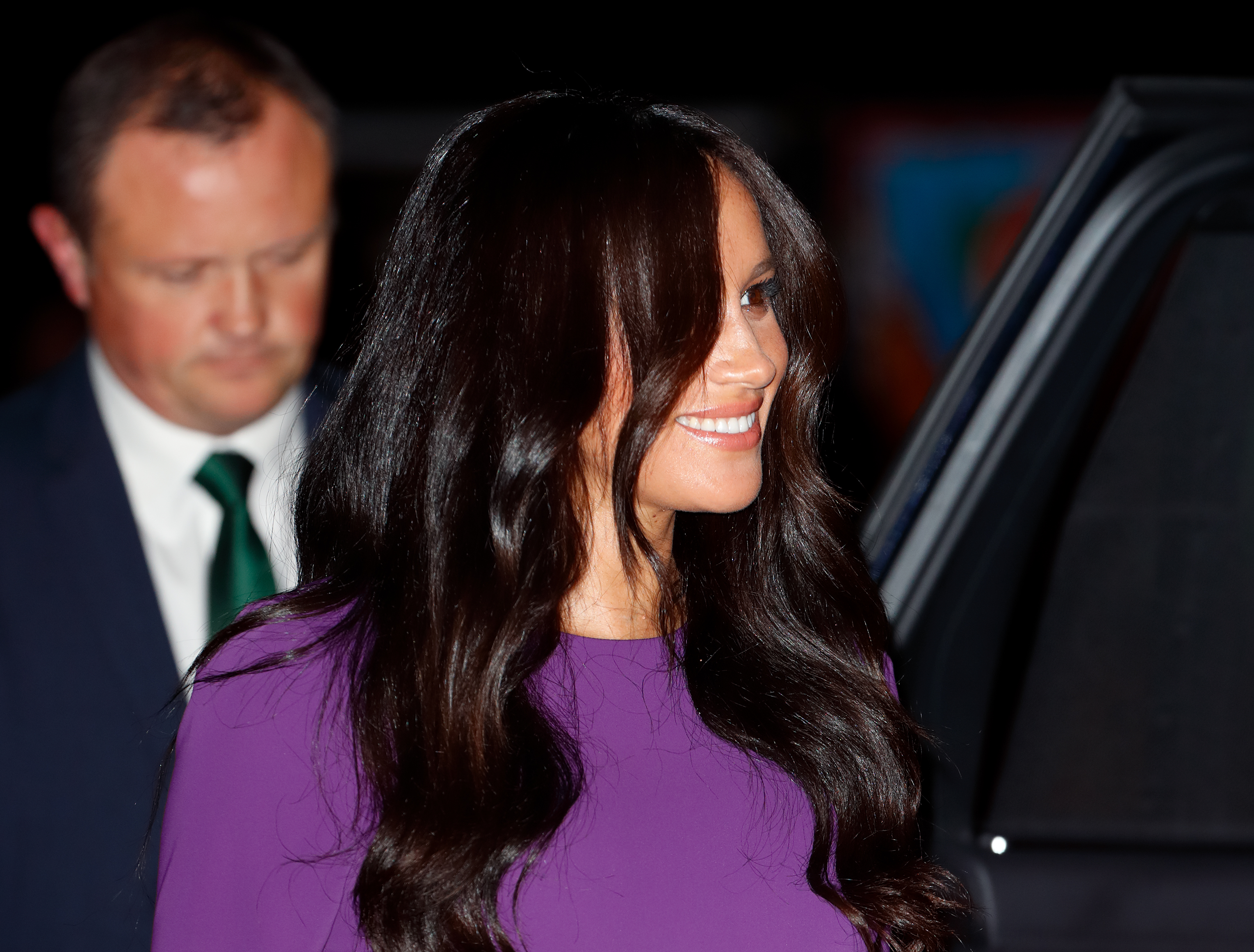 meghan markles father appears - HD3058×2323