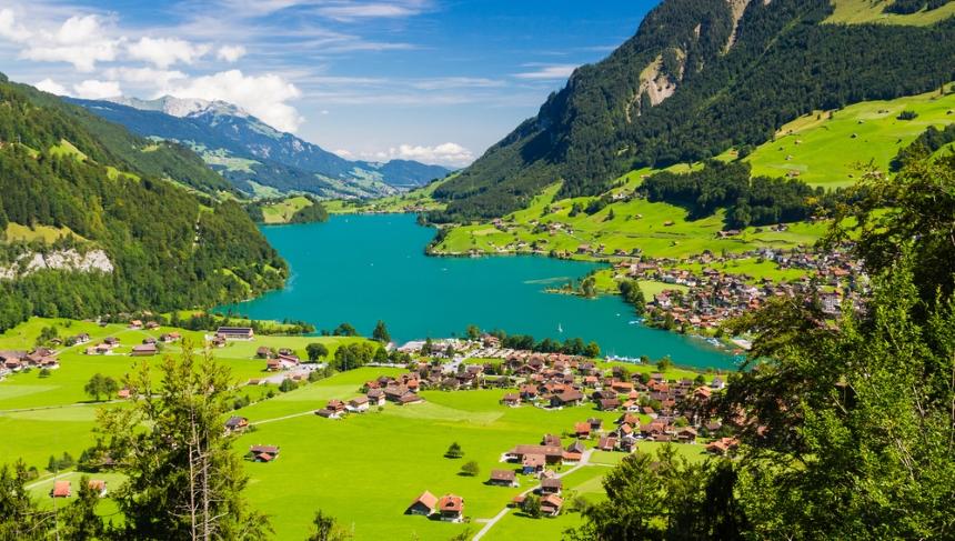 Szwajcaria - ekologia od przedszkola