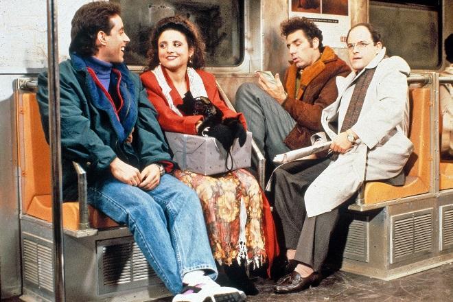 """""""Kroniki Seinfelda"""" (""""Seinfeld"""")"""