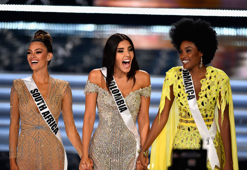 ♔ The Official Thread of MISS UNIVERSE® 2017 Demi-Leigh Nel-Peters of South Africa ♔ Miss-universe