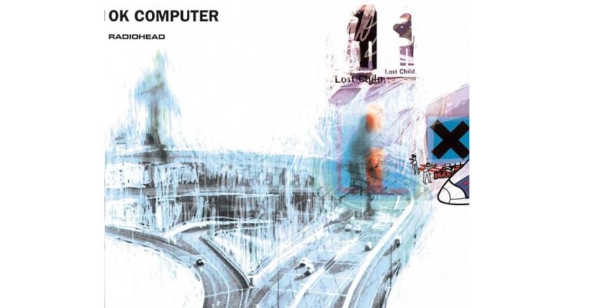 "Radiohead ""OK Computer"" (1997)"
