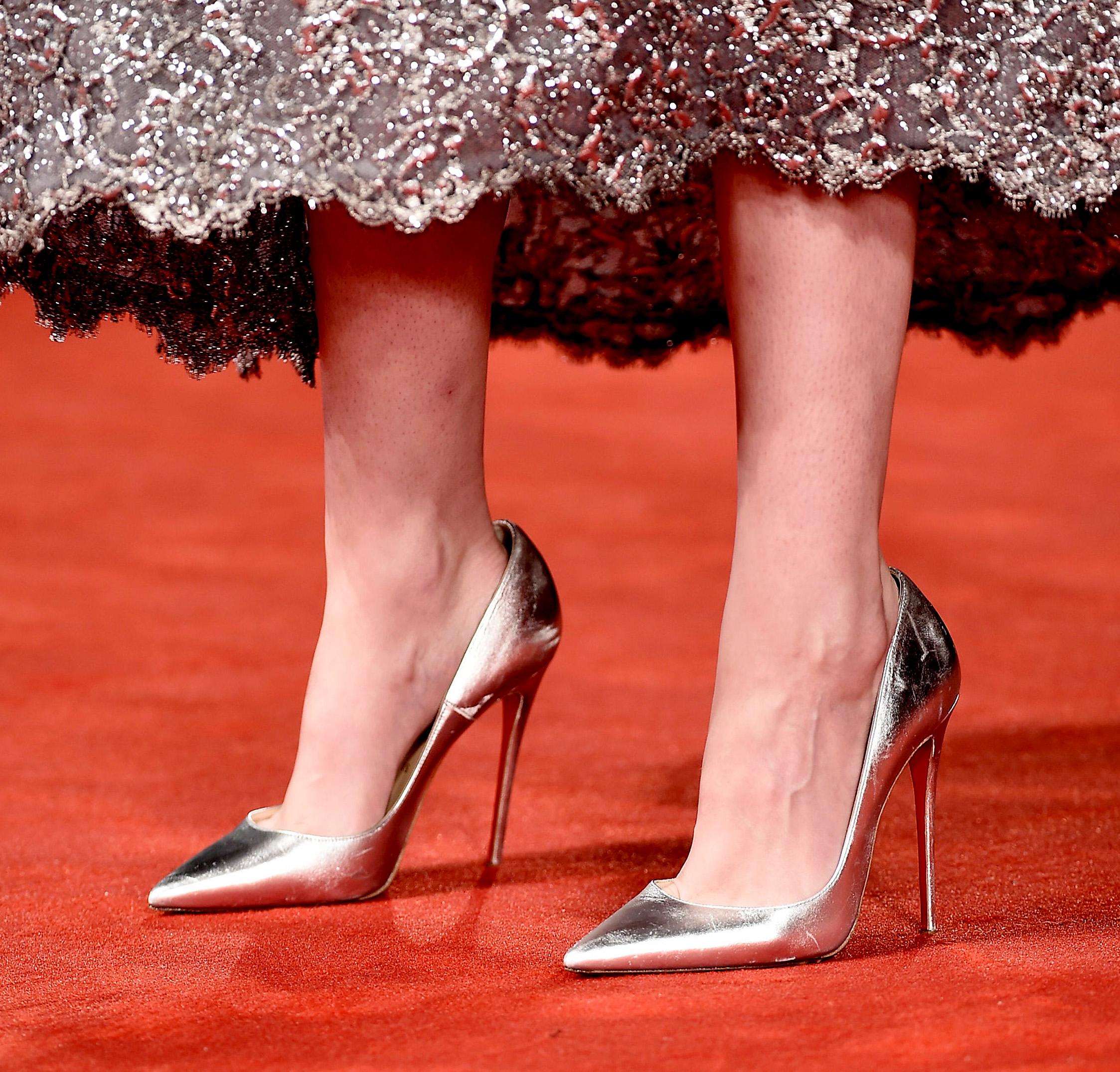 31177ac35 Dlaczego gwiazdy noszą za duże buty? - WP Kobieta
