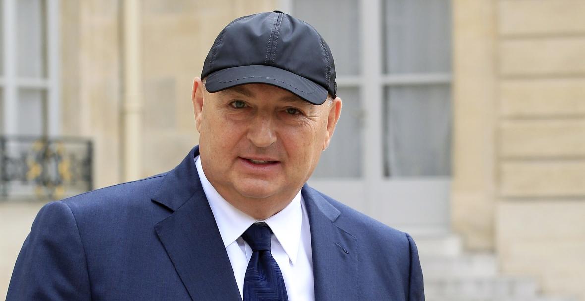 Rosyjski biznesmen, przewodniczący Europejskiego Kongresu Żydowskiego, Wiaczesław Mosze Kantor