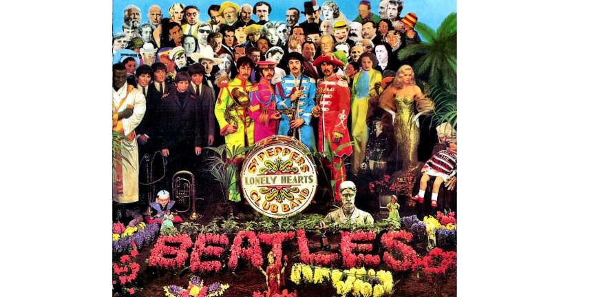 "The Beatles ""Sgt. Pepper's Lonely Hearts Club Band"" (1967)"