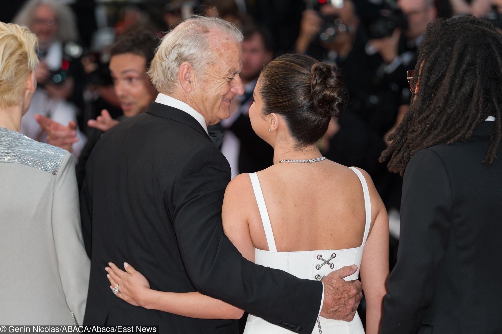 Selena Gomez I Bill Murray Razem Na Czerwonym Dywanie Fani