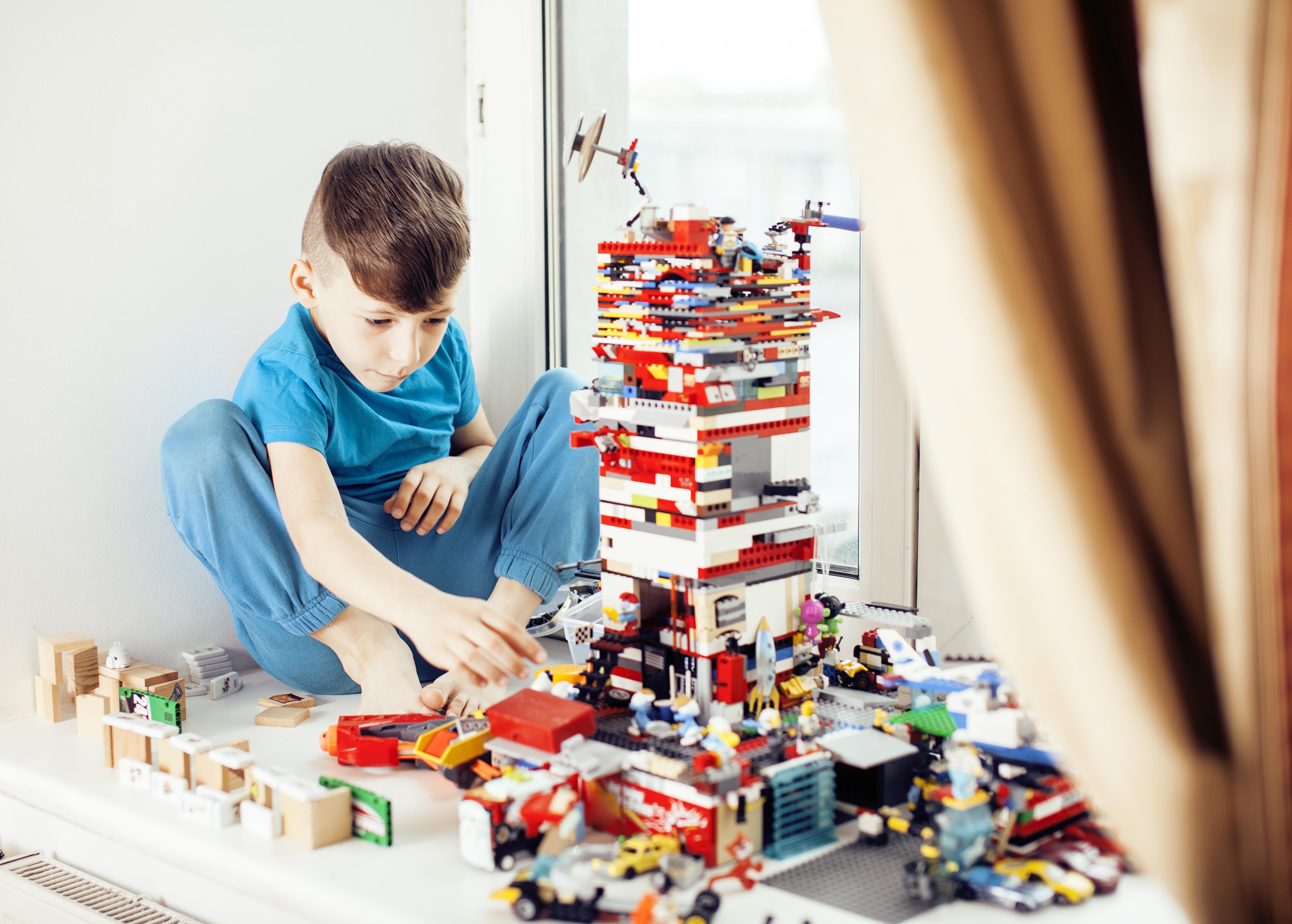 Przegląd Najlepszych Zestawów Lego Będziesz Chciał Się Nimi Bawić