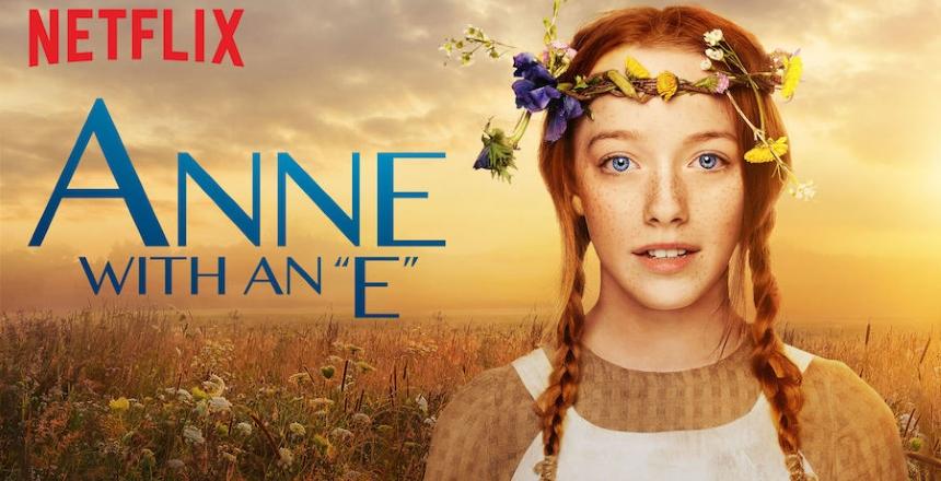 """""""Ania, nie Anna"""" (""""Anne with an E"""")"""