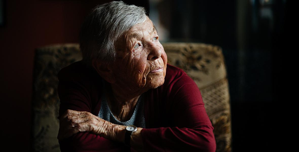 Ruta Wermuth ma dzisiaj 91 lat. Mieszka na Dolnym Śląsku.
