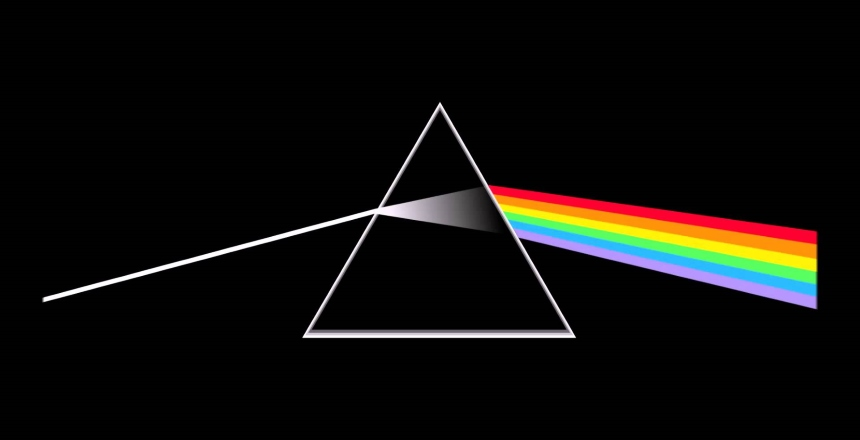 "Pink Floyd ""The Dark Side of the Moon"" (1973)"