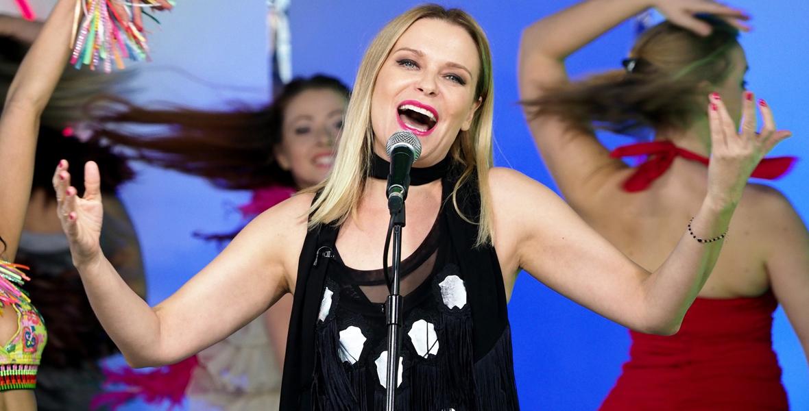Paulina Młynarska śpiewa o San Escobar dla Waszczykowskiego