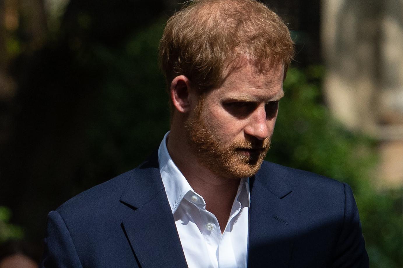 Książę Harry udzielił wywiadu. Wstrząsające słowa o matce ...