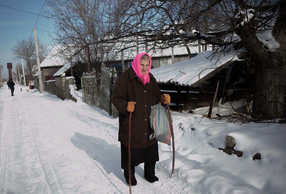 Polska wioska w Naddniestrzu
