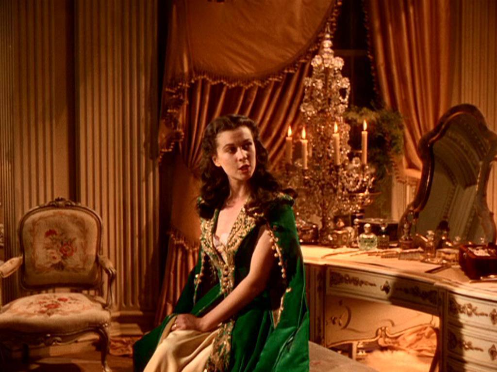 Przepych i luksus à la O'Hara