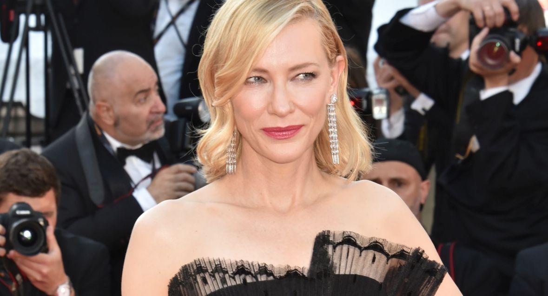 Cate Blanchett chce, aby do 2020 roku w Cannes 50 proc. filmów było wyreżyserowanych przez kobiety.