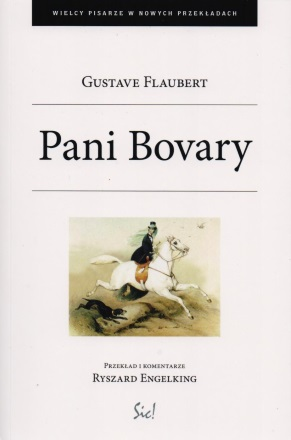 """Pani Bovary"" Gustaw Flaubert"