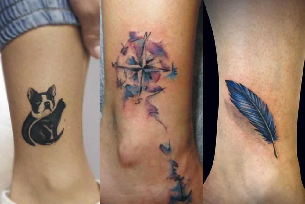 Tatuaże Damskie Na Nodze Wp Kobieta
