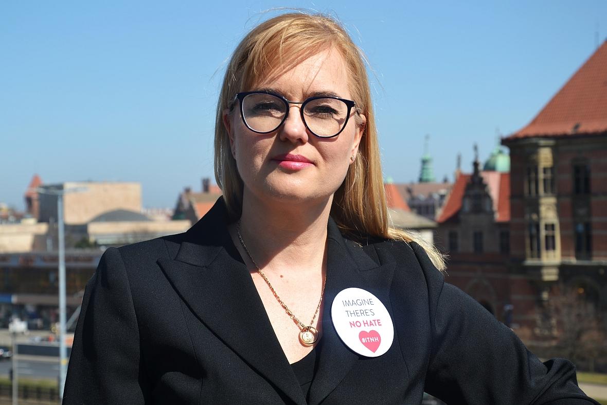 Magdalena Adamowicz: Nie uważam się za polityka. Nie jestem członkiem żadnej partii i nie będę. Twórcy listy, na której się znalazłam, są tego świadomi