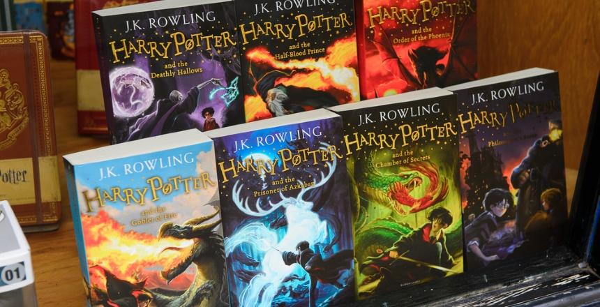 Seria o Harrym Potterze