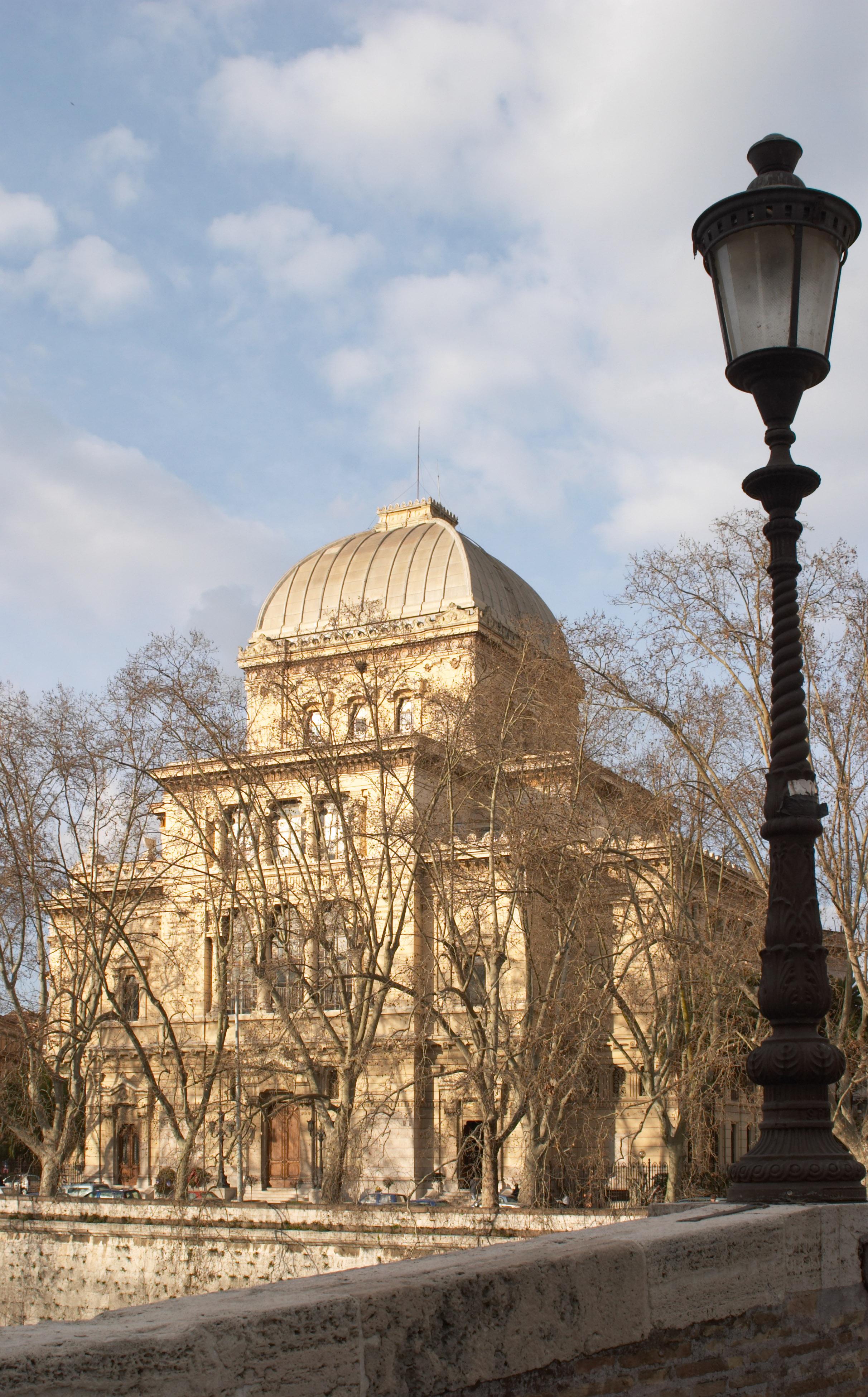 Synagoga w Rzymie
