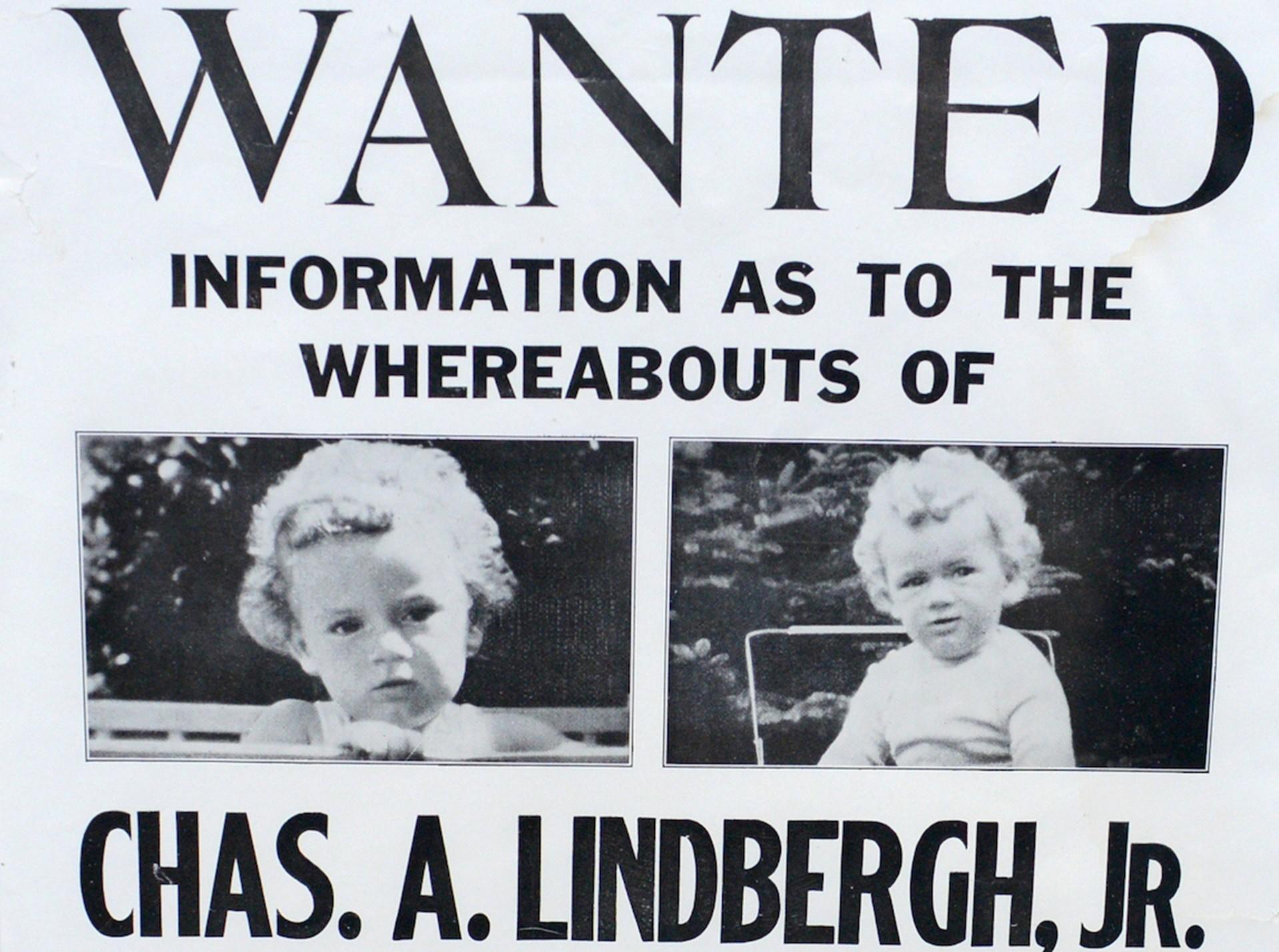 Uprowadzony syn Charlesa Lindbergha