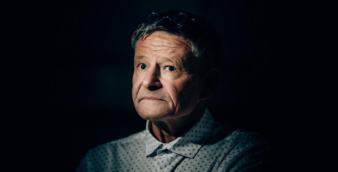 Tomasz Najder, syn ocalałego z Kołomyi Żyda Marcelego Najdera.