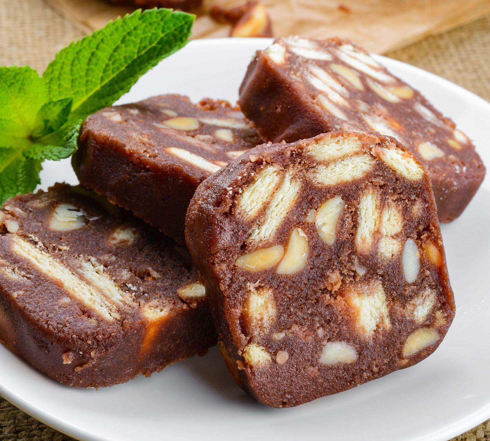 Najważniejszy składnik bloku czekoladowego, to...