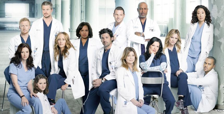 """""""Chirurdzy"""" (""""Grey's Anatomy"""")"""