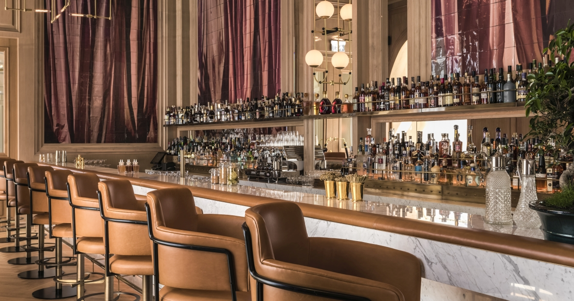 Hotel Raffles Europejski Warsaw - Long Bar