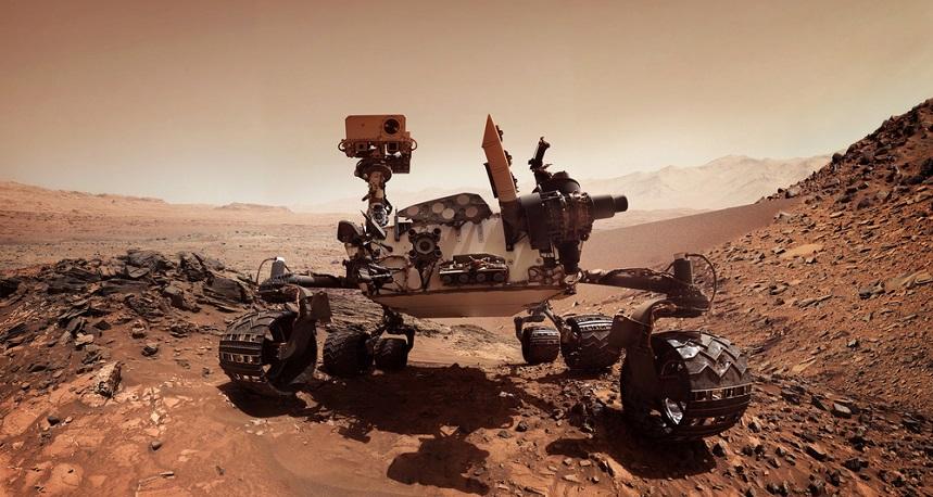 Kiedy człowiek poleci na Marsa?