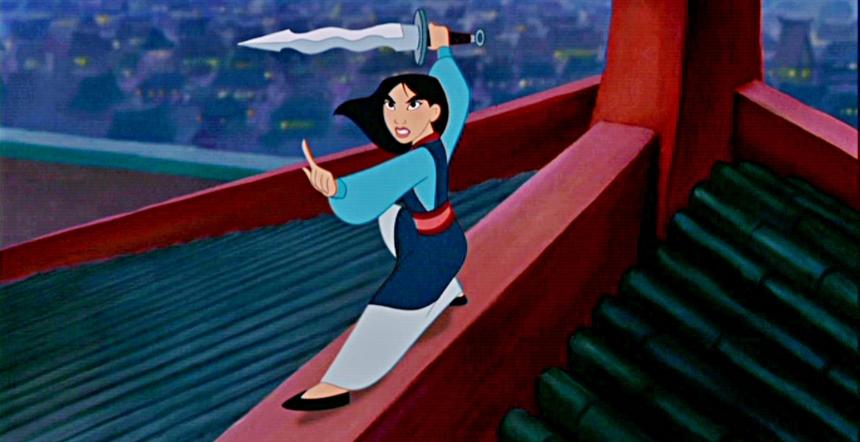 """""""Mulan"""" - dziewczyny mają głos"""