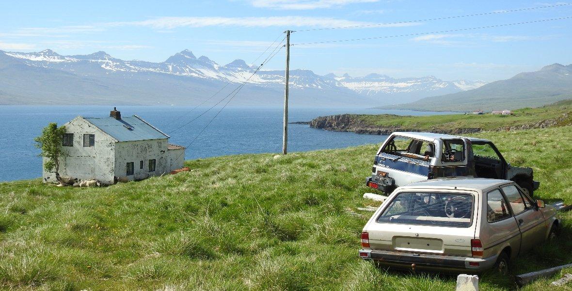Wschodnie fiordy