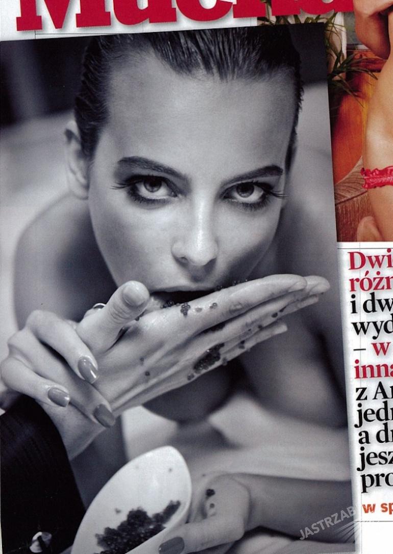 "Anna Mucha Playboy anna mucha w ""playboyu"" - naczelna skandalistka ko�czy 39"