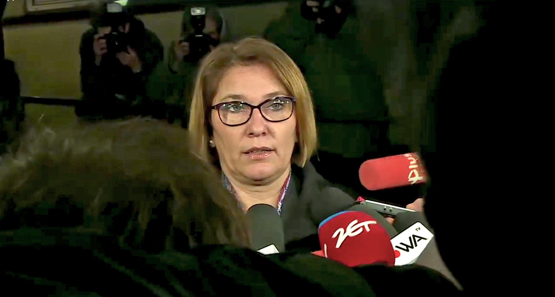 01e6bc473c Beata Mazurek komentuje wyrok Trybunału Konstytucyjnego. Nie jest zaskoczona