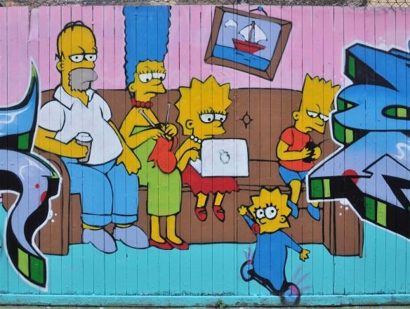 """""""Simpsonowie"""" (""""The Simpsons"""")"""