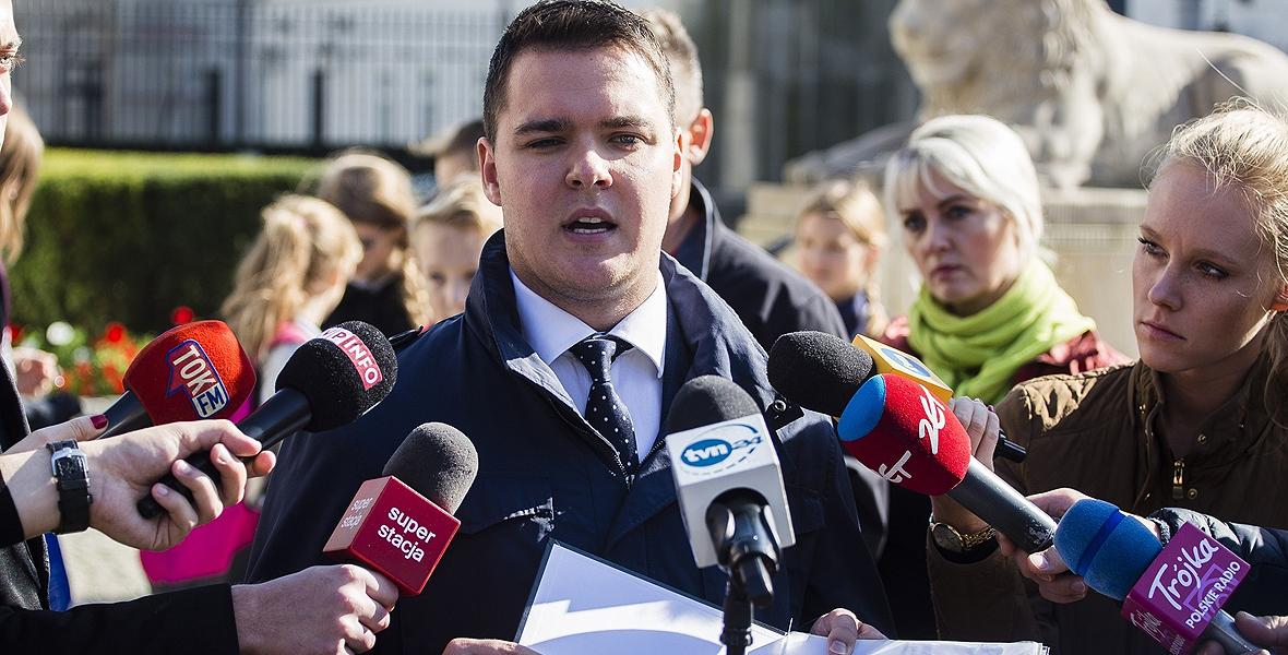 Łukasz Rzepecki wyrzucony z klubu parlamentarnego PiS