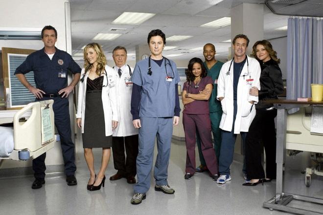 """Hoży doktorzy"" (""Scrubs"")"