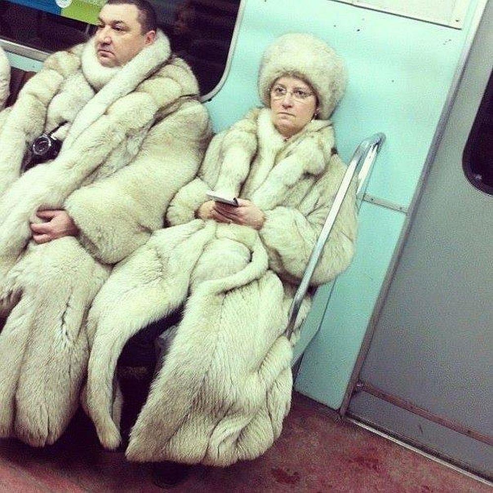 Bilderesultat for смешные фото в метро